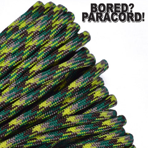 parachute cord projects Whether you call it paracord, parachute cord or 550 cord, this is a great stringing material for making fun bracelets, necklaces, watchbands, key chains and projects.