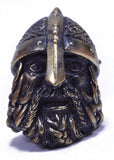Dwarf With Helmet Bead
