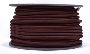 "3/16"" Shock Cord - Chocolate Brown"