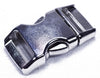 "5/8"" Chrome Metal Buckle"