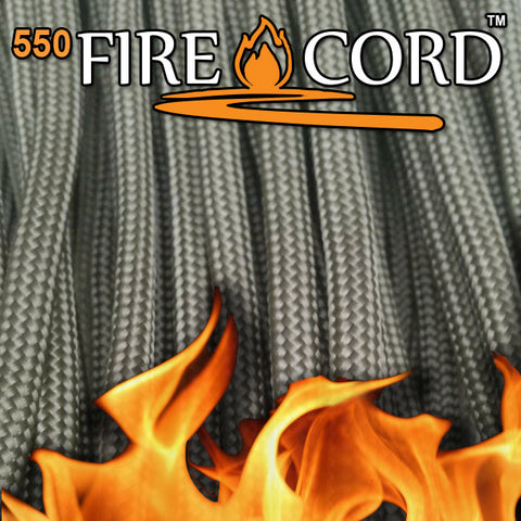 Fire Cord - Coyote Brown