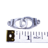 Large Handcuff Charm