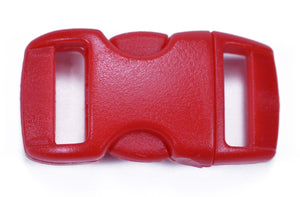 "3/8"" Red Buckle"