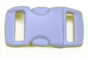 "3/8"" White Buckle"