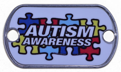 Autism Awareness Dog Tag