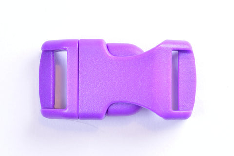 "1/2"" Purple Buckles"