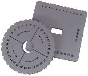 Paracord Disk Jig (2 pack)