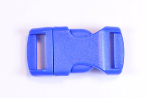 "1/2"" Blue Buckles"