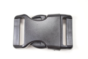 1 Inch Black Buckle