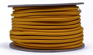 "3/16"" Shock Cord - Goldenrod"
