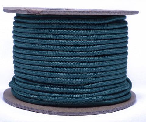 "1/8"" Shock Cord - Hunter Green"