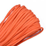 "International Orange 3/16"" Whip Maker Cord"