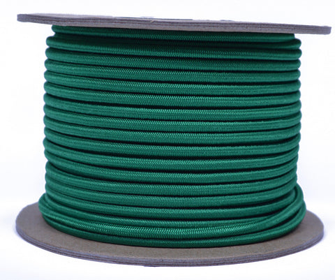 "1/8"" Shock Cord - Kelly Green"