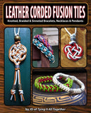 Leather Corded Fusion Ties