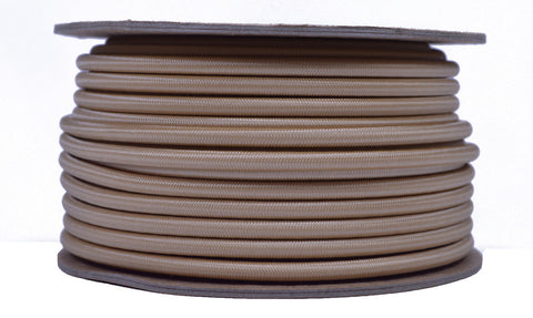 "3/16"" Shock Cord - Light Tan"