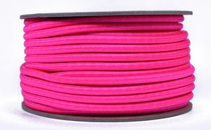"3/16"" Shock Cord - Neon Pink"