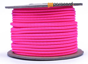 "1/8"" Shock Cord - Neon Pink"