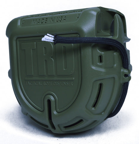 Tactical Rope Dispenser - Multiple Colors