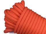 "Orange - 1/4"" PolyPro Rope"