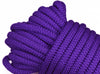 "Purple - 1/4"" PolyPro Rope"