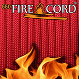 Fire Cord - Red