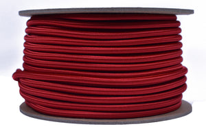 "3/16"" Shock Cord - Red"