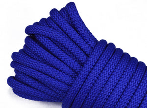 "Royal Blue - 1/4"" PolyPro Rope"