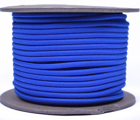 "1/8"" Shock Cord - Royal Blue"