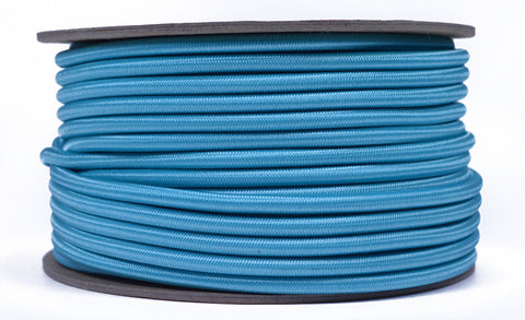 "3/16"" Shock Cord - Turquoise"