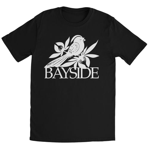 Basic Bird Black T-Shirt