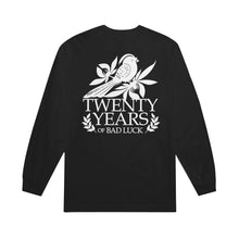 Load image into Gallery viewer, Twenty Years Black Long Sleeve