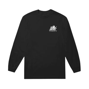 Twenty Years Black Long Sleeve