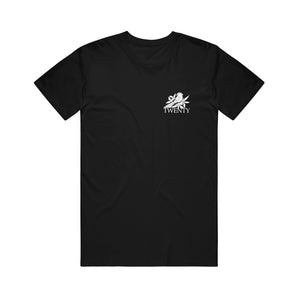 Twenty Years Black T-Shirt