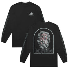 Load image into Gallery viewer, Statue Black Long Sleeve