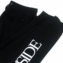 Load image into Gallery viewer, Logo Black Sweatpants