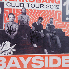 Load image into Gallery viewer, *Signed* Interrobang Club Tour Poster