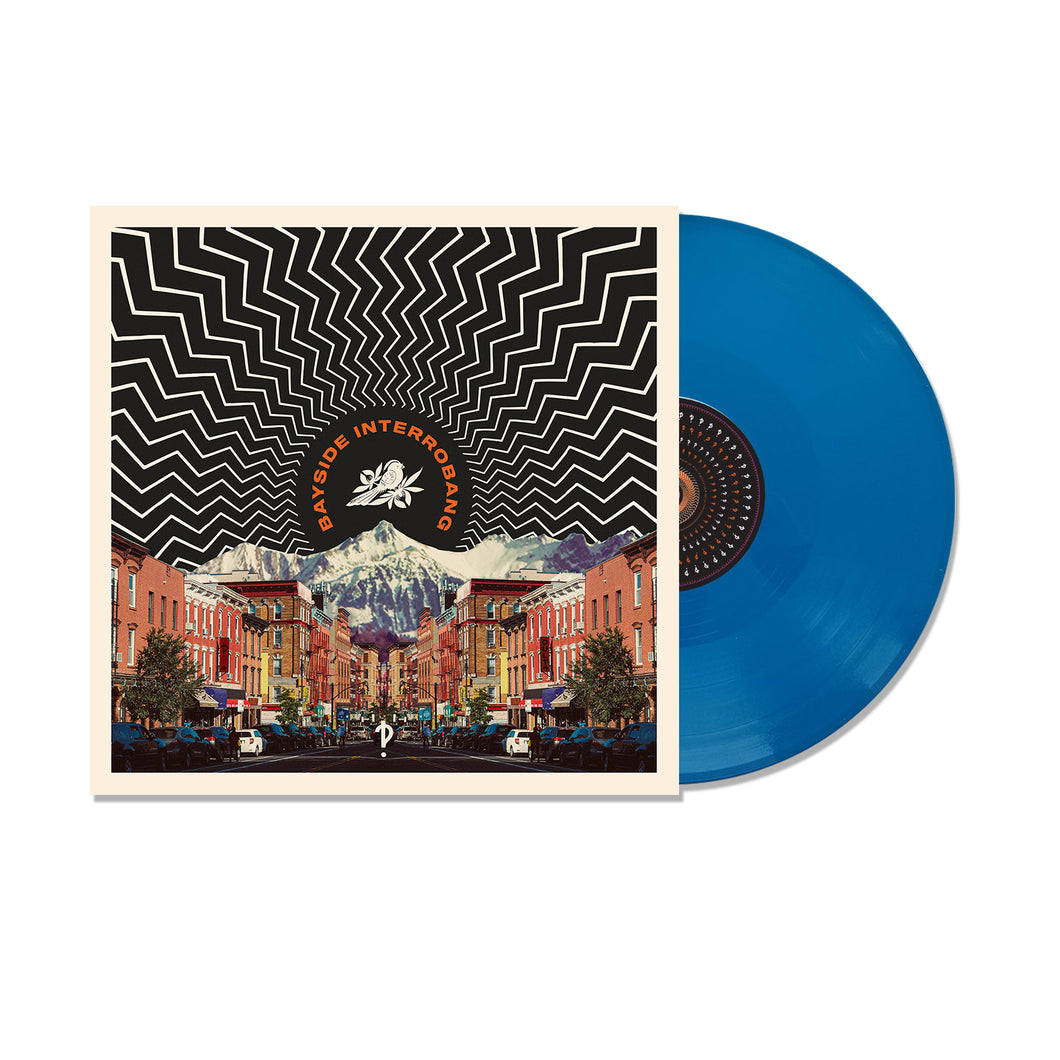 Interrobang Blue LP + Digital Download