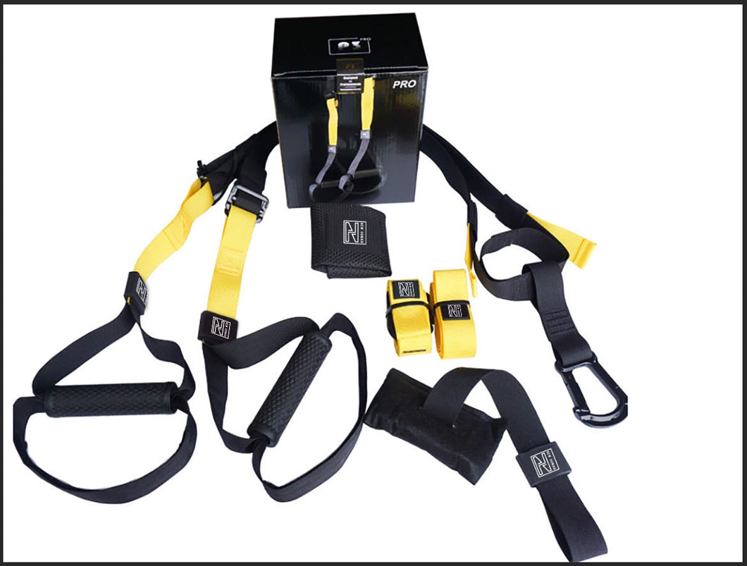 New Human Suspension Straps