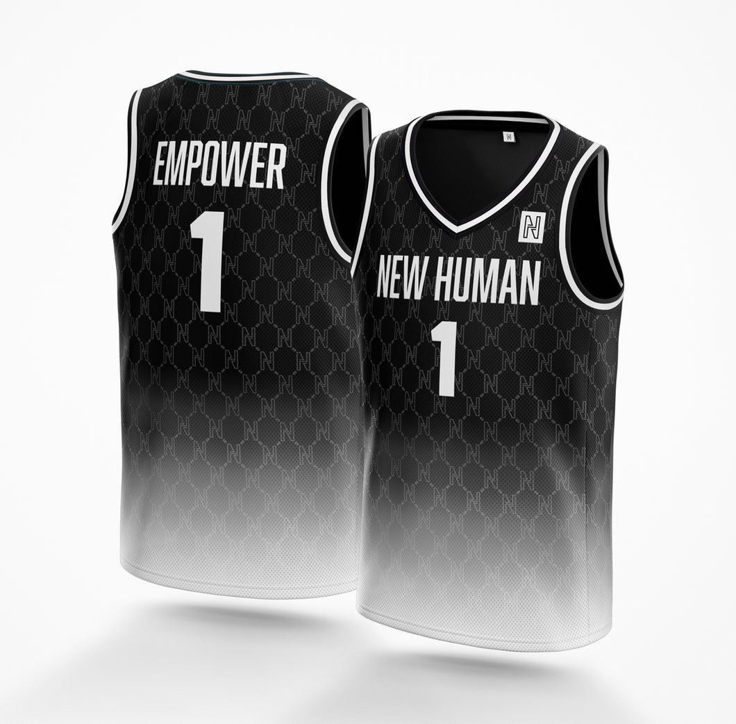 New Human EMPOWER Jersey