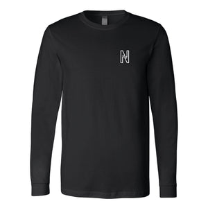New Human Long Sleeve Tee
