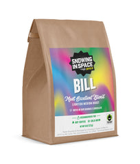 Bill - Sample Bag-Single Origin blend-Snowing in Space Coffee