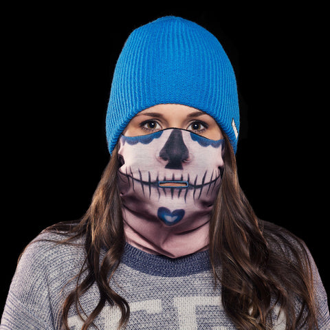SUGAR SKULL Ski Mask HD™