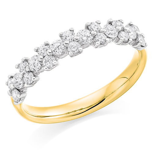 14ct Gold  Diamond Eternity HET11607