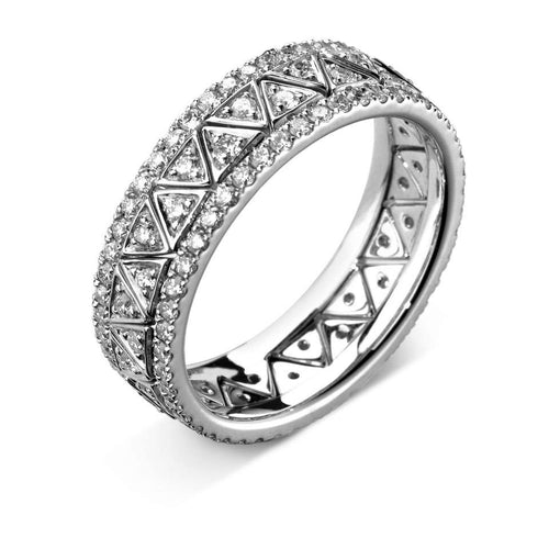 Diamond Fusion Ring