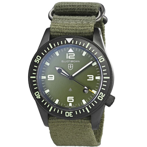 Elliot Brown Holton 101-002-N01