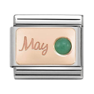 Rose Gold May Emerald 430508 05