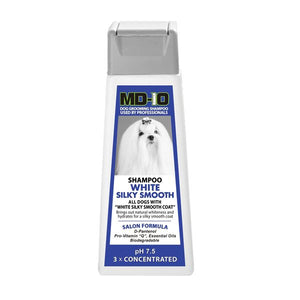 White Silky Smooth Shampoo - MD10