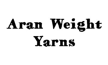 Aran Weight Yarns