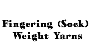 Fingering (Sock) Weight Yarns