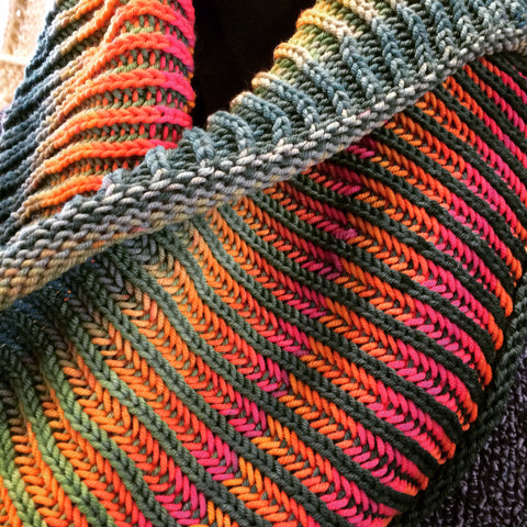 Free Workshop Introduction To Brioche Knitting Yarnscout